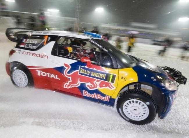 Rallye de Suède: Victoire d'Hirvonen, et triplé pour Ford !