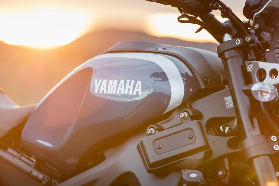 Essai Yamaha XSR 900 2016 : sous ses allures de moto vintage