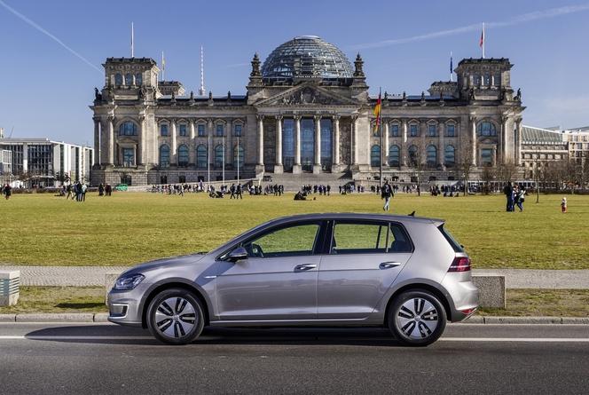 La Volkswagen e-Golf disponible à la commande