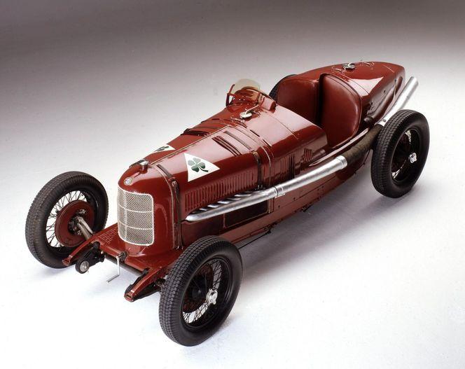 """Alfa Romeo: les 90 ans du """"Quadrifoglio Verde"""""""