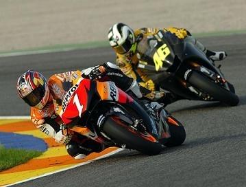 Moto GP: Le programme d'hiver