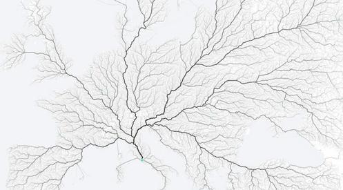 Etude : si si, tous les chemins mènent bien à Rome !