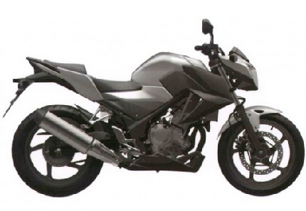 Nouveauté - Honda: la CB300F arrive