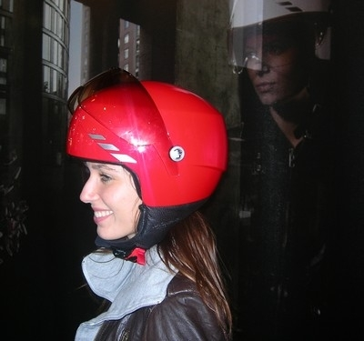 Salon de Milan 2008 en direct: NZI invente le jet magnétique...