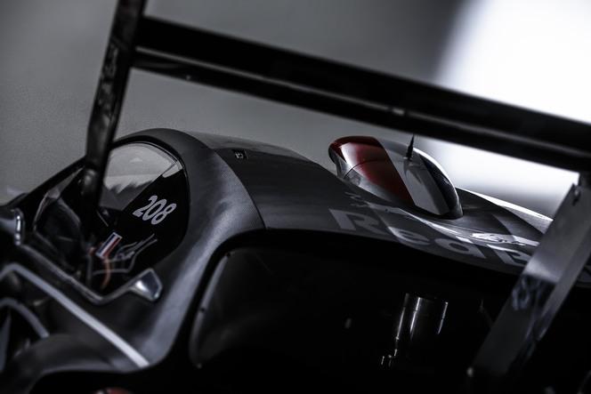 Peugeot 208 T16 Pikes Peak: l'instant teasing