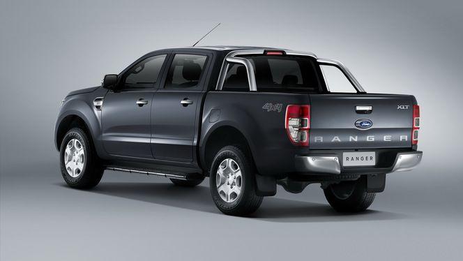 Ford Ranger : le pick-up le plus vendu en Europe