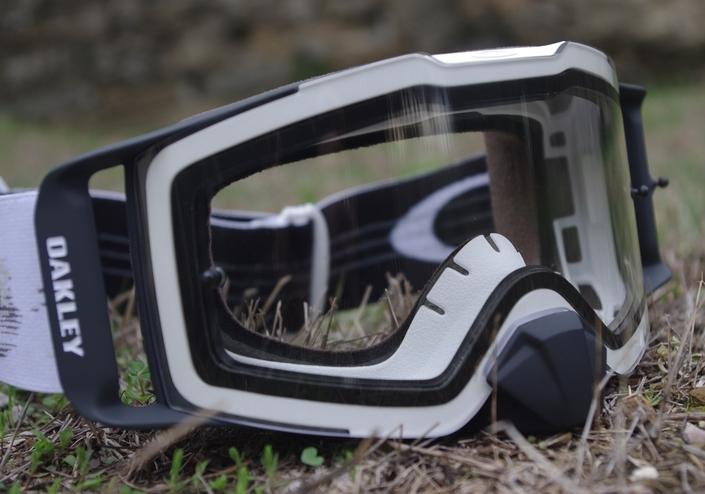 Oakley masque Front Line MX: l'essai