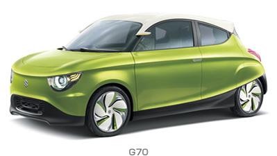 Genève 2012 : Suzuki viendra avec G70 Regina et une Swift hybride