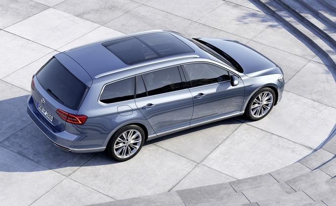 Nouvelle Volkswagen Passat: de 25350 € à 50900 €