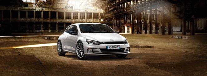 """Le Volkswagen Scirocco continue d'exister avec une série spéciale """"Black Session"""""""
