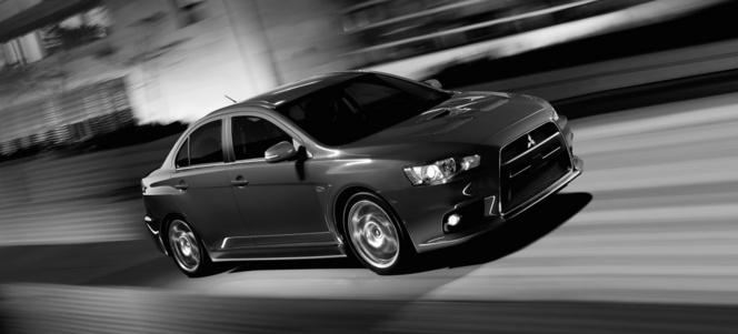 Mitsubishi Lancer Evo, le millésime 2015 sera le dernier