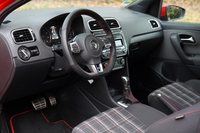 Essai - Volkswagen Polo GTi : turbulente