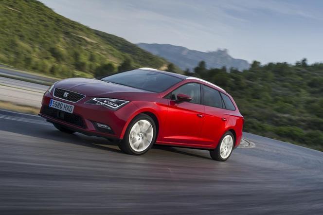 Nouvelle Seat Leon ST 4Drive: de 24590 € à 30635 €