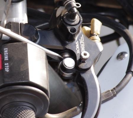 Essai Beringer levier de frein réglable (gamme Classic): un freinage à votre main
