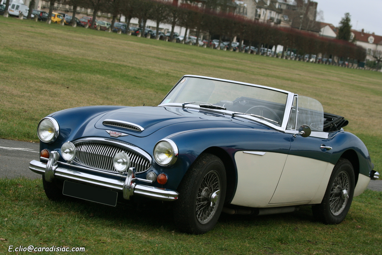 photos du jour austin healey 3000 mkiii. Black Bedroom Furniture Sets. Home Design Ideas
