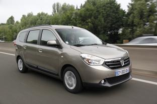 Essai - Dacia Lodgy 1.5 dCi 90 : gentil transport de troupes