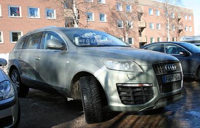 Audi Q7 V12 et RS6 en test: démaquillés ou presque