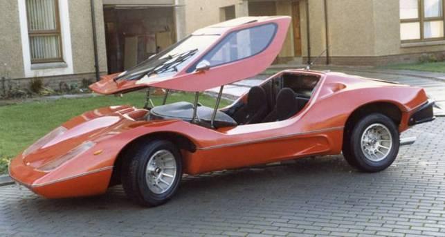 Exoticars : le mystérieux kit car