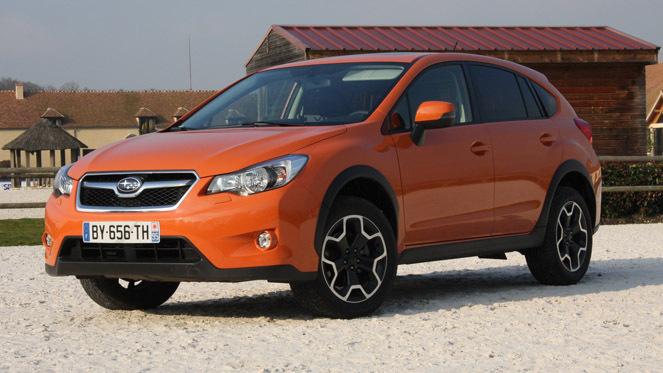Essai vidéo  - Subaru XV : prêt pour la mêlée