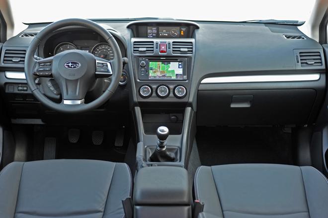Subaru xv essence