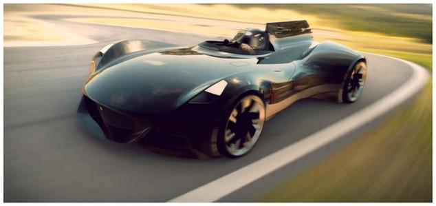 Jaguar XK-1 Design Concept
