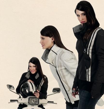 Nouveauté 2013: Audrey fringue les filles qui roulent en deux-roues