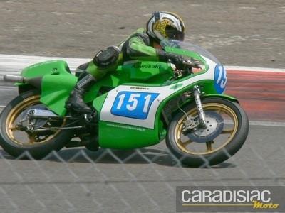 Le WERC Racer Dunlop s'installe au Vigeant les 4 et 5 Septembre.