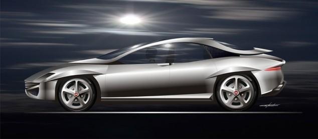Fiat 130 Coupé Concept: et si Fiat revenait en haut de gamme?