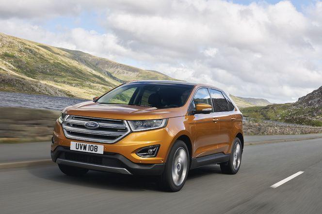 Ford Edge : à partir de 42 000 €