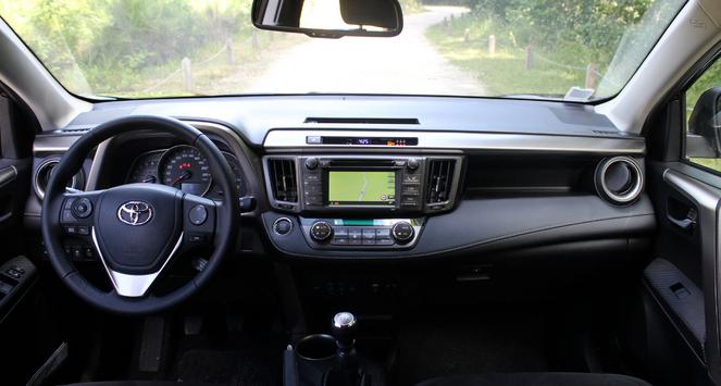 Essai - Toyota Rav 4 D-4D 124  AWD : l'âge de raison ?