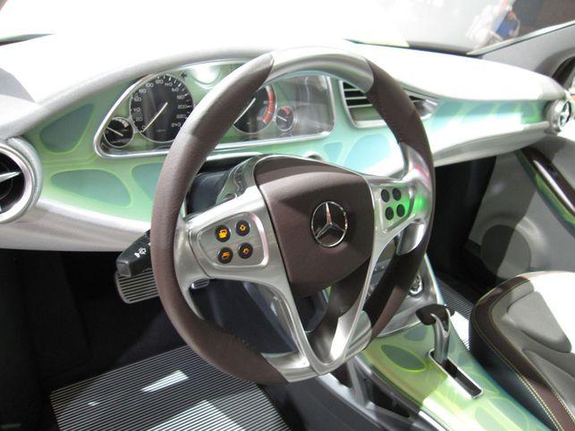 En direct du Salon de Francfort : les Concepts Mercedes-Benz BlueZERO E-CELL et BlueZERO F-CELL