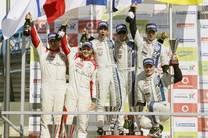 WRC Portugal : Sébastien Ogier enfile les victoires