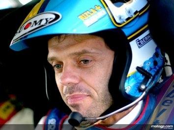 Moto GP: Rossi, Capirossi, Simoncelli, Lorenzo, tous fans de Rallye !