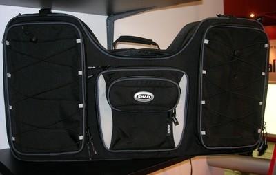 Salon de Milan 2008 en direct: Voyage en Italie... et bagagerie Shad