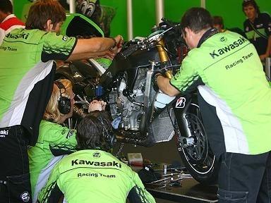 Moto GP: Kawasaki vire Eckl