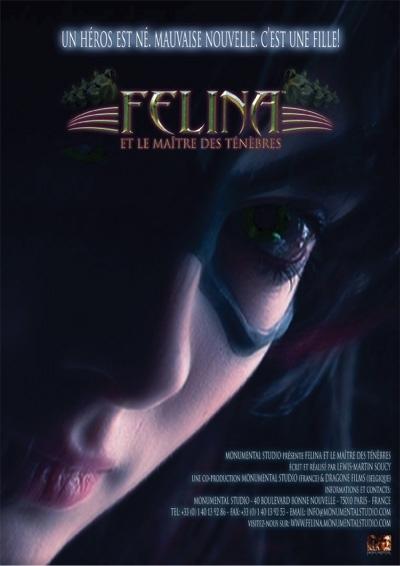 Cinéma : Félina et le Maître des ténèbres
