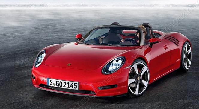 Future Porsche 718: pourquoi pas ainsi?