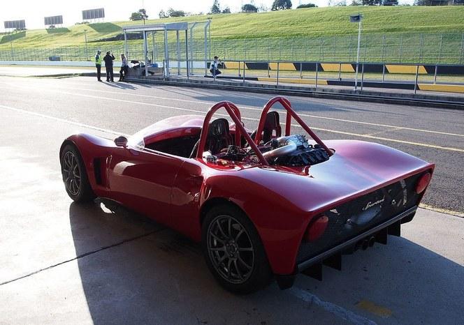 (Vidéo) Spartan Motor Company: elle est prête