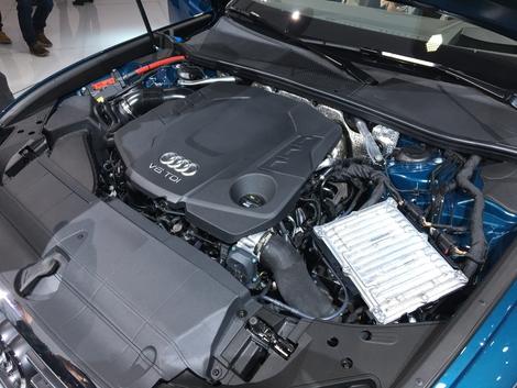 Une offre de quatre moteurs dans un premier temps, tous bénéficiant d'un système micro-hybride.