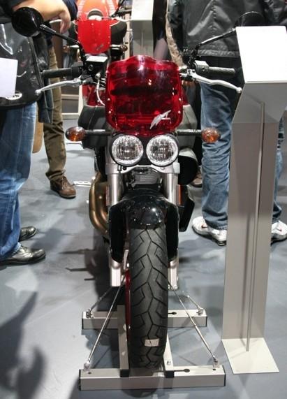 Salon de Milan, partie 2 : Harley Davidson et Buell