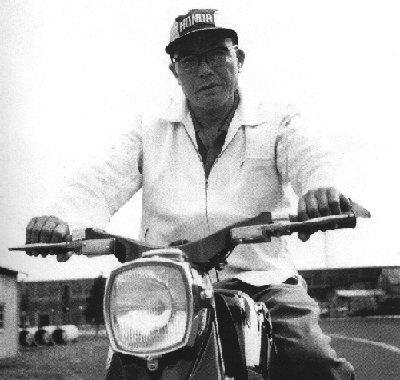 Soichiro Honda: 17 novembre 2006, il aurait eu 100 ans