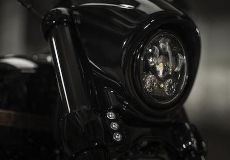 Nouveauté 2016: Harley Davidson CVO™ Pro Street Breakout