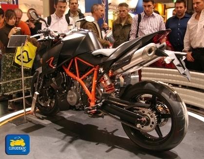 Salon de Milan, partie 3 : KTM