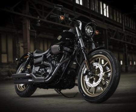 Nouveauté 2016: Harley Davidson Low Rider S