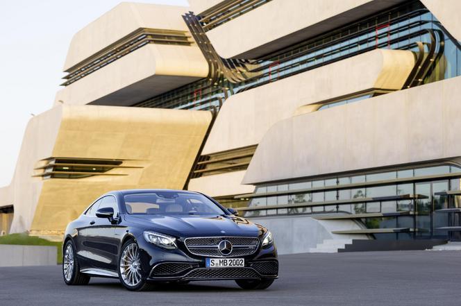 Mercedes lance la S65 AMG Coupé et ses 630 ch et 1000 Nm de couple