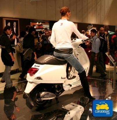 Salon de Milan, partie 5 : Vespa