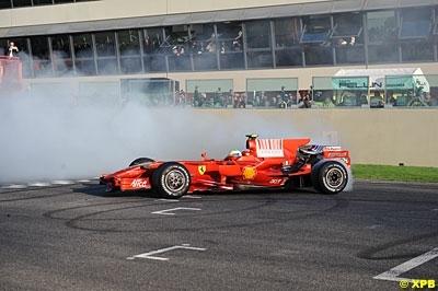 Moto GP - Rossi: Dans la Formule 1 de Ferrari les 20 et 21 novembre