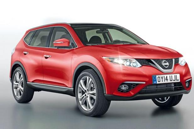 Futur Nissan Qashqai: comme ça?