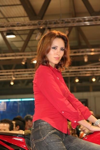 Salon de Milan : les filles de l'Eimca, partie 1/2