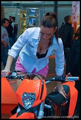 Salon de Milan 2008 : Les Girls de l'EICMA - Part 2/3